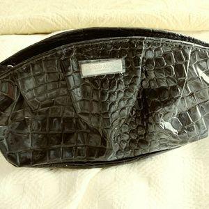 Giorgio Armani Bags - New Giorgio Armani Black Makeup Bag